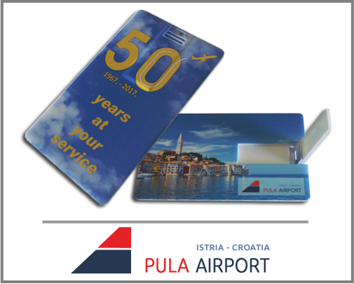 Airport Pula 50 years