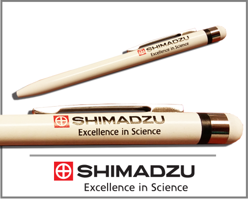 SHIMADZU-kemijska-olovka